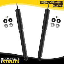 82-96 Oldsmobile Cutlass Ciera Rear Left & Right Gas Struts / Shocks Absorbers