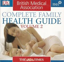 COMPLETE FAMILY HEALTH GUIDE Volume 2 ( THE TIMES Newspaper CD Rom )