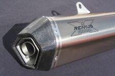 REMUS Suzuki SV 650 2004- WVBY 53kW Hexacone Titanium Muffler Connecting Pipe