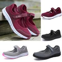 Fashion Women's Casual Fitness Running Shoes Comfortable Mesh Walking Sneakers