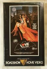 Love at First Bite Vhs 1979 Horror Stan Dragoti George Hamilton Roadshow Large