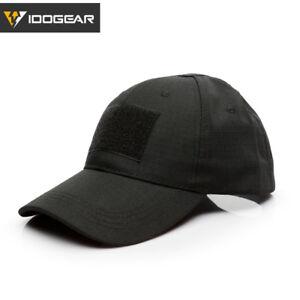 IDOGEAR Airsoft Baseball Cap Sun Hats Outdoor Headwear Operator Hunting Military