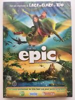 Epic - La bataille du royaume secret DVD NEUF SOUS BLISTER
