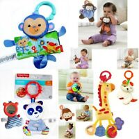 Fisher Price Toy Baby Kid Child Stroller Playmat Hanging Sensory Toy Collection