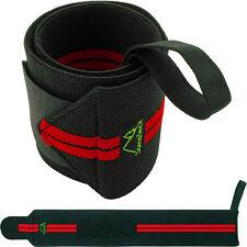 Fasce Polsi Palestra Wraps Cinghie Sollevamento Pesi Supporto Polso Bodybuilding