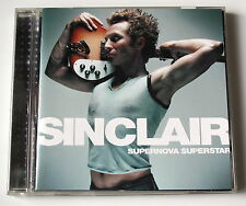 SINCLAIR ..........  SUPERNOVA SUPERSTAR ........... CD