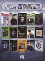 15 Chart Hits Keyboard Easy Music Book E-Z Play Today Vol 46 Adele Coldplay EZ