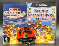 "GAMECUBE SPIEL "" SUPER SMASH BROS. MELEE "" KOMPLETT"
