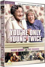 YOU'RE ONLY YOUNG TWICE the complete second series 2. Peggy Mount New sealed DVD