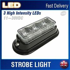 LED Emergency Recovery Flashing Warning Lights Head Strobe Lightbar Beacon