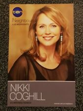 Neighbours Fan Card - Nikki Coghill RARE 2008
