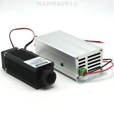 High Power 808nm 2.4W IR InfraRed 2400mw Laser Dot Module w 3W LD Diode 12V TTL