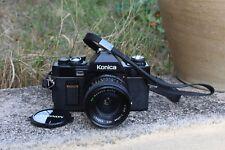 appareil photo konica FP1 program (objectif magnon auto 35 mm...)