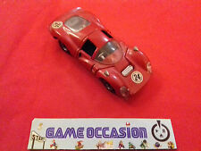 MEBETOYS FERRARI P.4 A-27 ROUGE RED N°24 ITALY METAL VOITURE 1/43