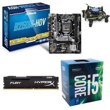 Hardwarebundle/PC Aufrüst-Kit Sockel 1151 Intel i5-7500+8GB RAM+Asrock Mainboard