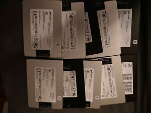 10 x  256GB  SSD. Used Tested Working!! Mixed Brands