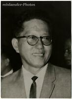 Le Van Thu, Minister of Justice, South Vietnam, Original-Photo, 1971