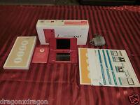 Nintendo DSi Rot, komplett in OVP, sehr gepflegt, 2 Jahre Garantie