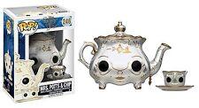 Disney La Belle et Bête Pop ! Figurine En Vinyle - Mrs Potts Chip TOUT NEUF