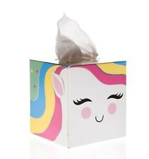 Unicorn Tissue Box Novelty Magical Tissues Fun Home Gift