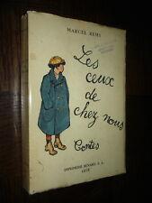 LES CEUX DE CHEZ NOUS - Contes - Marcel Rémy 1941 - Belgique Wallonie