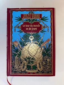 Jules Verne - Vingt mille lieues sous les mers + Le tour du monde en 80 jours