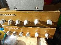 2 mono Phono Röhren Stereo vorv. Pre amp Hitkit USA 6 Röhren ECC81 tubes