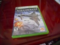 Ace Combat 6: Fires of Liberation (Microsoft Xbox 360, 2007) FREE SHIPPING