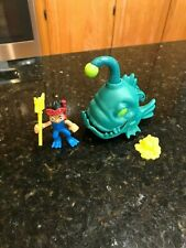 Jake and the Never Land Pirates- Creature Adventure Captain Jake toy