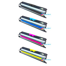 4 Pack Compatible Color Toner Cartridge for Okidata Oki MC160 C110 C130n MC160n