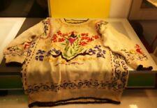 Nancy Vale Women's sweater size Med good condition funky pattern decent shape