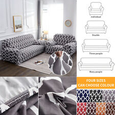 Modern Elastic Sofa Seater Cover Protector Washable Couch Cover Slipcover Decor