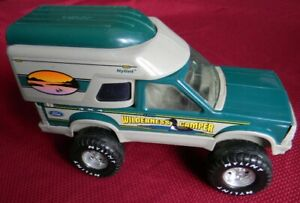 Nylint Wilderness Camper with Boat - 1993 Vintage