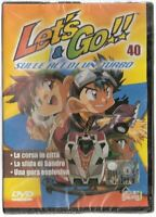 Let's & Go Terza Serie DVD Vol. 40
