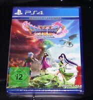 Dragon Quest XL Streiter De Schicksals Édition Lumière Pour PS4 Neuf et Scellé