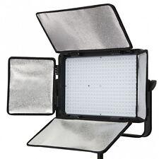 LED Flächenleuchte VL-420 Studioleuchte Videoleuche Foto-leuchte Lampe 3000 lm