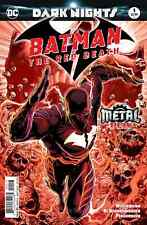 Batman The Red Death 1 3rd Print Variant Nm Metal Batman Who Laughs 1st Sold Out