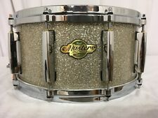 "Pearl Masters MCX 14"" X 6.5"" Deep Snare Drum/Maple Shell/Diamond Glitter/#409"