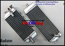 FOR Kawasaki KX250F KXF250 KX 250 F 2006 2007 2008 Aluminum radiator R&L