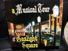 Gaslight Square A Musical tour 1962 LP St Louis Jazz + Jules Blattner