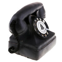 Vintage 1960's Style Rotary Retro Old Fashioned Rotary Dial Home Telephone