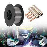1*Mig Wire Gasless Flux Cored 0.9mm Welding Welder Reel No Gas Stainless Steel