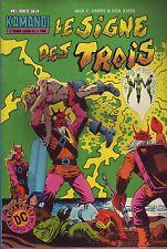 Kamandi  N°7 - Le signe des Trois - Arédit DC Comics - 1982 - ABE