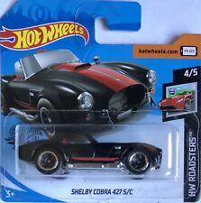 Hot Wheels 1/64 Shelby Cobra 427 S/C. Serie Roadster 2020