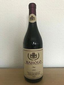 """1992 BAROLO DOCG """" ^Terre del Barolo """" 0,75"""