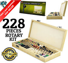 228-Piece Dremel Rotary Tool Accessories Kit NEW Free Shipping USA