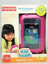 Fisher Price Kid Tough Apptivity Pink Fits Apple iPhone & iPod Touch Case Toy