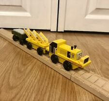 Thomas The Train Wooden Railway SERIES SODOR RAILWAY REPAIR 2000 CLICKITY CLACK