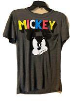 Disney Mickey Mouse Women's Pocket Tee Shirt Size Small T-shirt