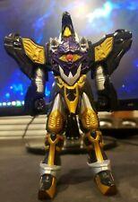 Power Rangers Mystic Force Wolf King Megazord Bandai Saban 2005 - 7? Figure